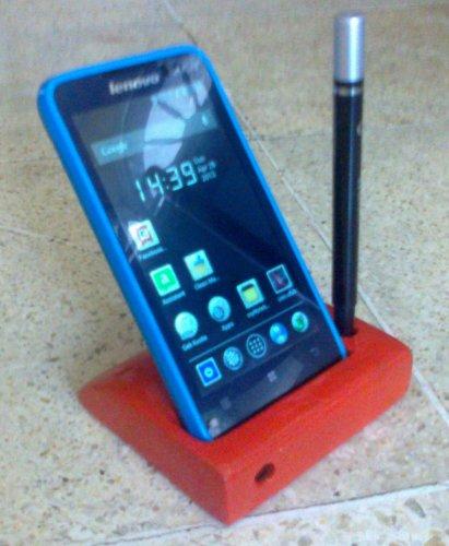 dock stand smartphone lenovo p770