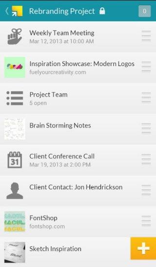 aplikasi catatan android springpad