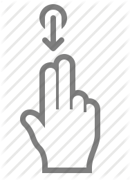 gesture control launcher